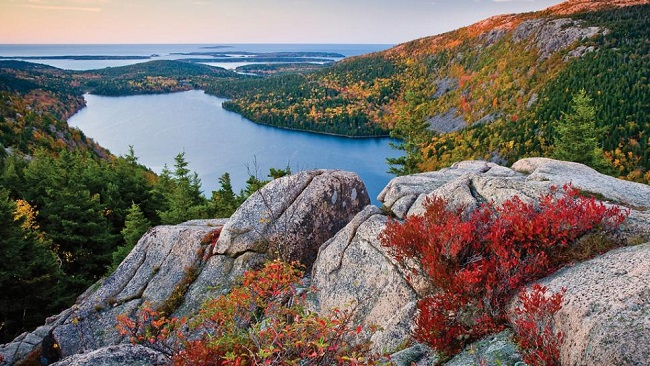 Welcome to Acadia National Park