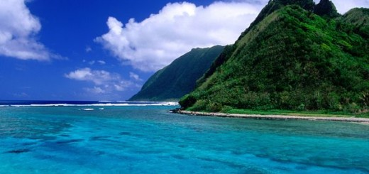 Welcome to American Samoa National Park