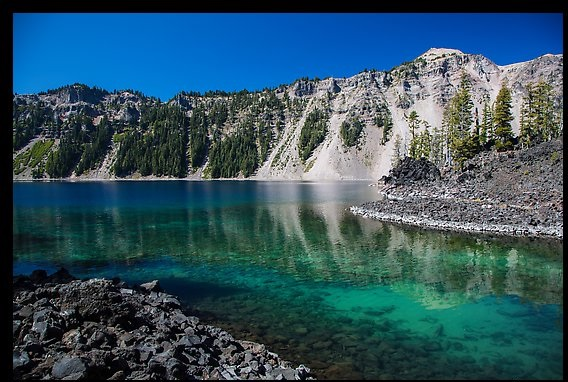 to Crater Lake National Park