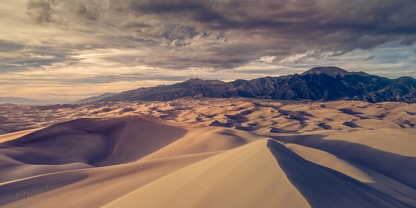 to Great Sand Dunes National Park