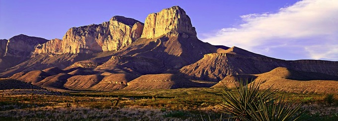 Welcome to Guadalupe Mountains National Park