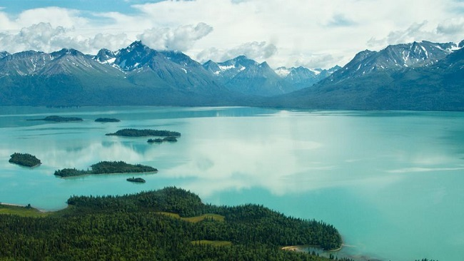 Welcome to Lake Clark National Park