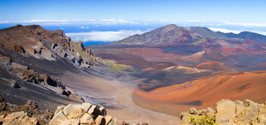 Welcome to the Haleakala National Park