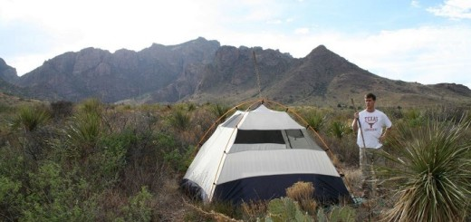 Big Bend National Park Camping Guide