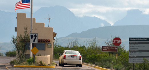 Big Bend National Park Fees