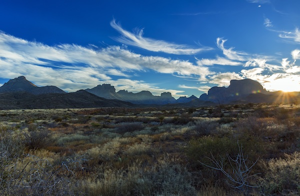 Big Bend National Park Weather Information