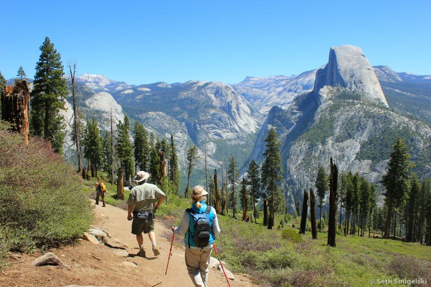 Yosemite National Park Hiking Guide