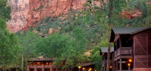 Zion National Park Lodging Guide