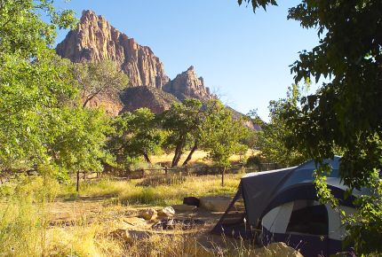 Zion National Park Camping National Park