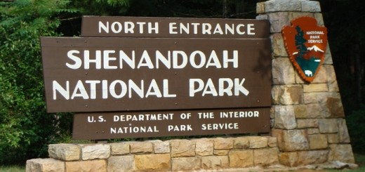 Shenandoah National Park Fees